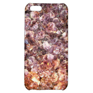 Amethyst Geode Up Close iPhone 5C Cover