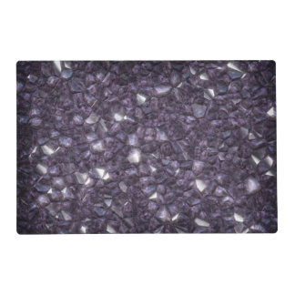 Amethyst Laminated Placemat