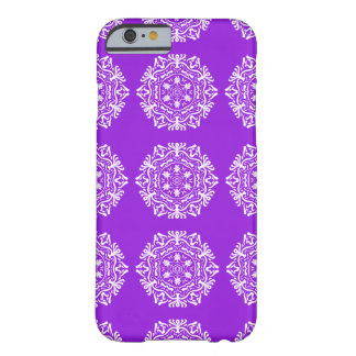 Amethyst Mandala Barely There iPhone 6 Case
