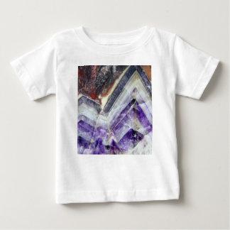 Amethyst Mountain Quartz Baby T-Shirt
