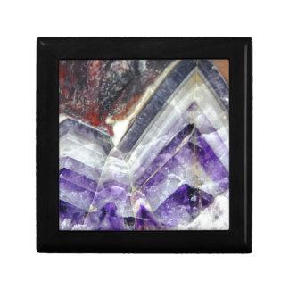 Amethyst Mountain Quartz Gift Box
