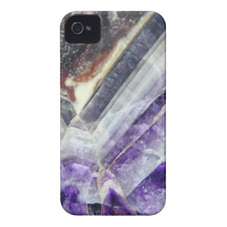 Amethyst Mountain Quartz iPhone 4 Case-Mate Case