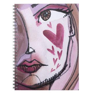 Amethyst Notebooks