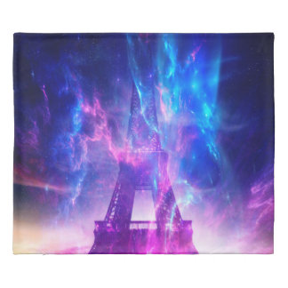 Amethyst Parisian Dreams Duvet Cover
