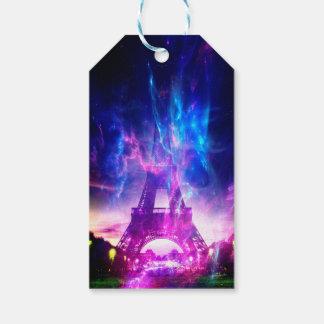 Amethyst Parisian Dreams Gift Tags