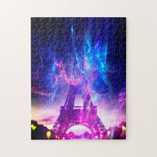Amethyst Parisian Dreams Jigsaw Puzzle