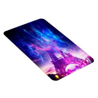 Amethyst Parisian Dreams Magnet