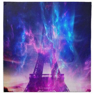 Amethyst Parisian Dreams Napkin