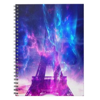 Amethyst Parisian Dreams Notebooks