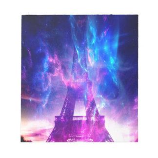 Amethyst Parisian Dreams Notepad