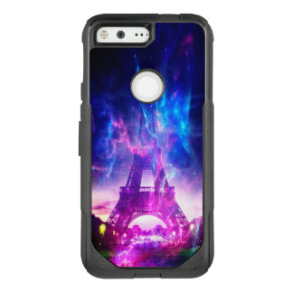 Amethyst Parisian Dreams OtterBox Commuter Google Pixel Case