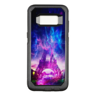 Amethyst Parisian Dreams OtterBox Commuter Samsung Galaxy S8 Case