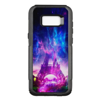Amethyst Parisian Dreams OtterBox Commuter Samsung Galaxy S8+ Case