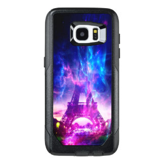 Amethyst Parisian Dreams OtterBox Samsung Galaxy S7 Edge Case