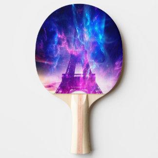 Amethyst Parisian Dreams Ping Pong Paddle