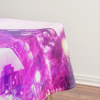 Amethyst Parisian Dreams Tablecloth