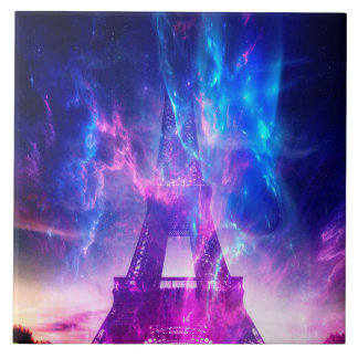 Amethyst Parisian Dreams Tile