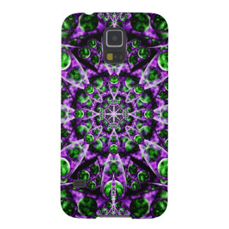 Amethyst Portal Mandala Cases For Galaxy S5