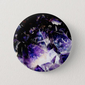 Amethyst Products By Bliss Travelers 2 Inch Round Button