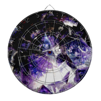 Amethyst Products By Bliss Travelers Dartboard