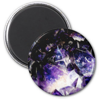 Amethyst Products By Bliss Travelers Magnet