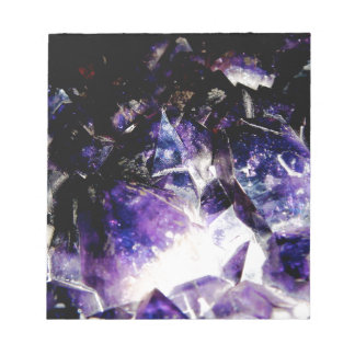 Amethyst Products By Bliss Travelers Notepad