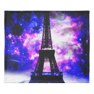 Amethyst Rose Parisian Dreams Duvet Cover