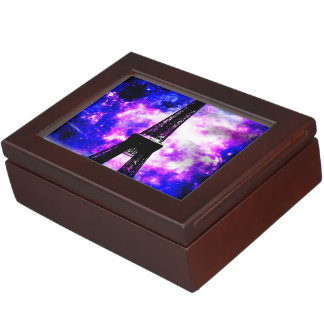 Amethyst Rose Parisian Dreams Keepsake Box