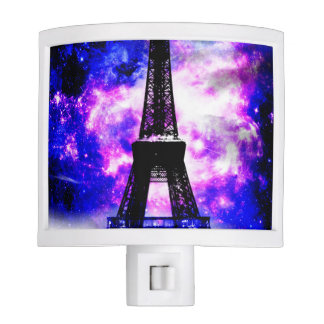 Amethyst Rose Parisian Dreams Nite Lite