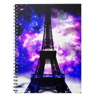 Amethyst Rose Parisian Dreams Notebook