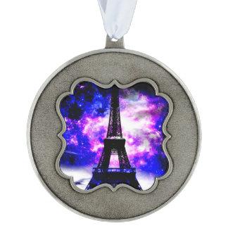 Amethyst Rose Parisian Dreams Ornament