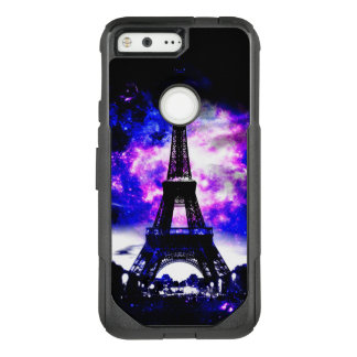 Amethyst Rose Parisian Dreams OtterBox Commuter Google Pixel Case