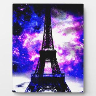 Amethyst Rose Parisian Dreams Plaque