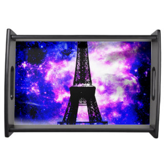 Amethyst Rose Parisian Dreams Serving Tray