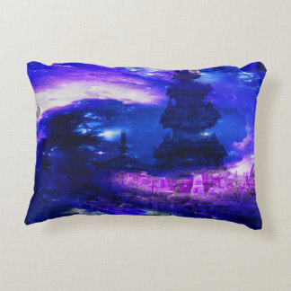 Amethyst Sapphire Bali Dreams Accent Pillow