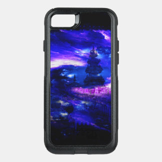 Amethyst Sapphire Bali Dreams OtterBox Commuter iPhone 8/7 Case
