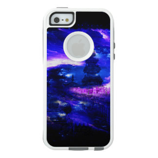 Amethyst Sapphire Bali Dreams OtterBox iPhone 5/5s/SE Case