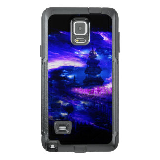 Amethyst Sapphire Bali Dreams OtterBox Samsung Note 4 Case