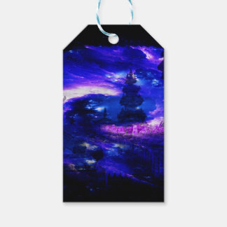 Amethyst Sapphire Bali Dreams Pack Of Gift Tags