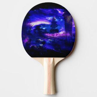 Amethyst Sapphire Bali Dreams Ping-Pong Paddle
