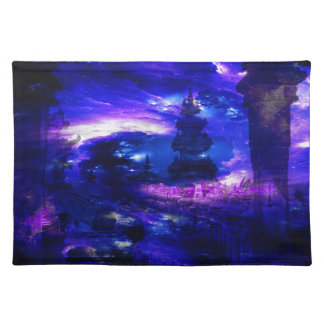 Amethyst Sapphire Bali Dreams Place Mats