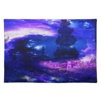 Amethyst Sapphire Bali Dreams Placemat