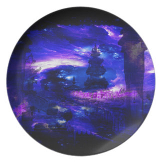 Amethyst Sapphire Bali Dreams Plates