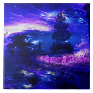 Amethyst Sapphire Bali Dreams Tile