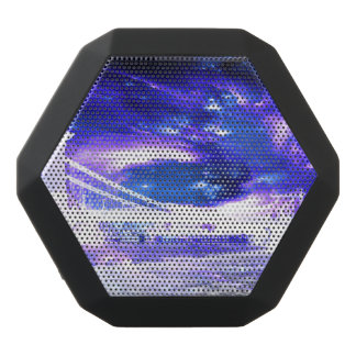Amethyst Sapphire Budapest Dreams Black Bluetooth Speaker