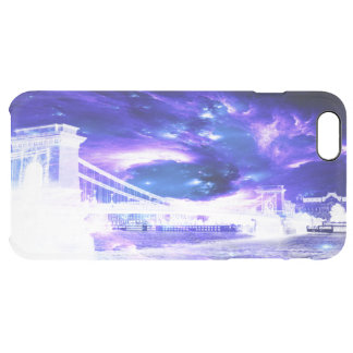 Amethyst Sapphire Budapest Dreams Clear iPhone 6 Plus Case