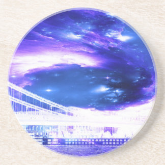 Amethyst Sapphire Budapest Dreams Coaster