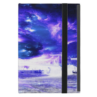 Amethyst Sapphire Budapest Dreams Cover For iPad Mini