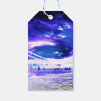 Amethyst Sapphire Budapest Dreams Gift Tags