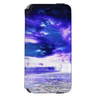 Amethyst Sapphire Budapest Dreams Incipio Watson™ iPhone 6 Wallet Case